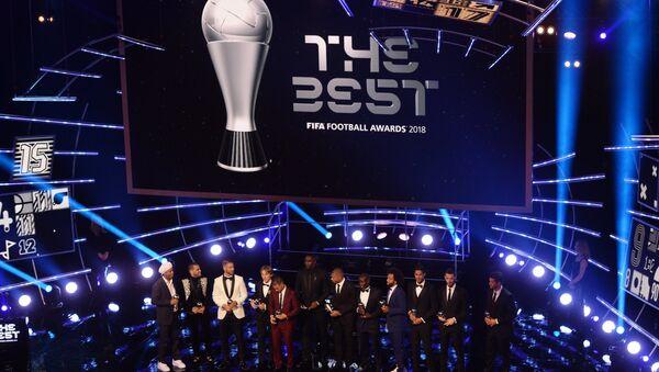 Церемония вручения наград The Best FIFA Football Awards 2018 - Sputnik Аҧсны