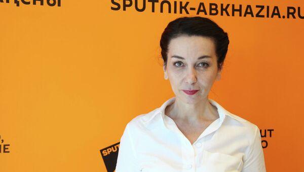 Эмма Ходжаа - Sputnik Абхазия