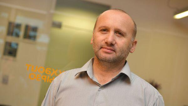 Джамбул Жордания - Sputnik Абхазия