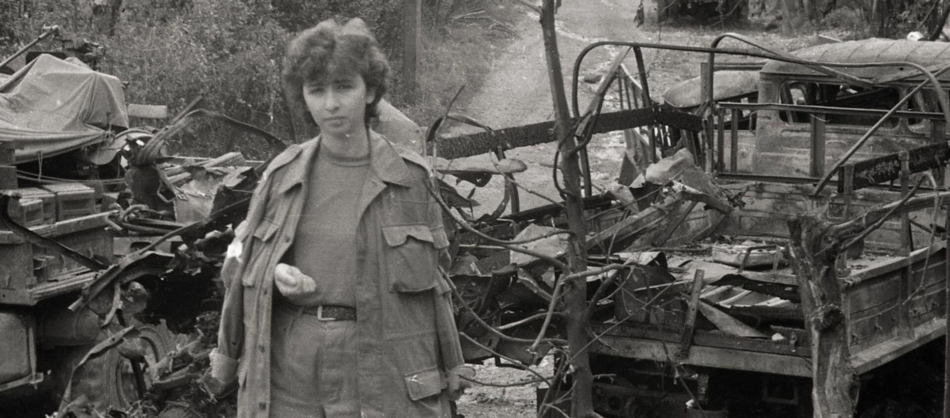 Марина Барциц - Sputnik Абхазия, 1920, 26.09.2018