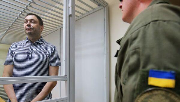 Рассмотрение апелляции по делу журналиста К. Вышинского - Sputnik Аҧсны