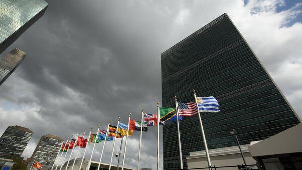 Заседание Генассамблеи ООН - Sputnik Абхазия