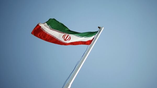 Иранский флаг - Sputnik Абхазия
