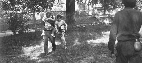 27 сентября освобождена столица Абхазии. - Sputnik Абхазия