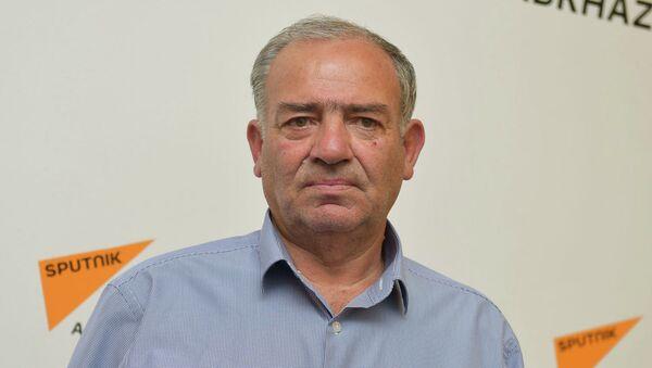 Владислав Габния - Sputnik Аҧсны