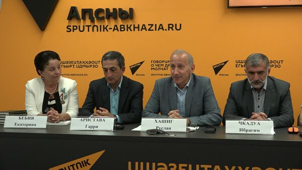 Грузины нас боялись: абхазские журналисты рассказали о боях на информационном фронте - Sputnik Абхазия