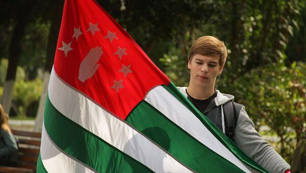 Акция Путь наших героев - Sputnik Абхазия