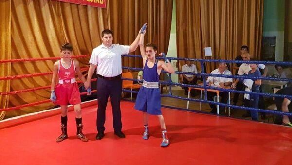 Международный турнир по боксу имени Георгия Блаб в Пицунде - Sputnik Абхазия