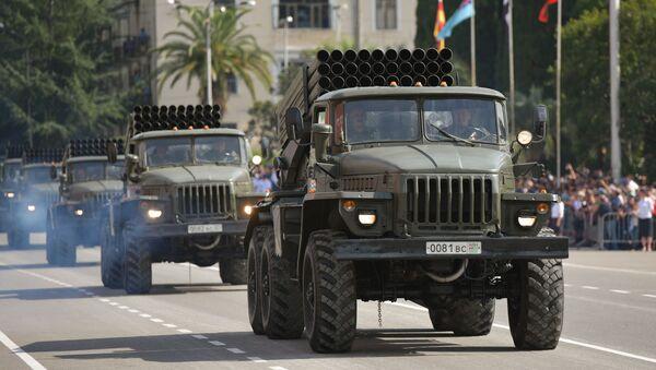 Военный парад Победы - Sputnik Абхазия