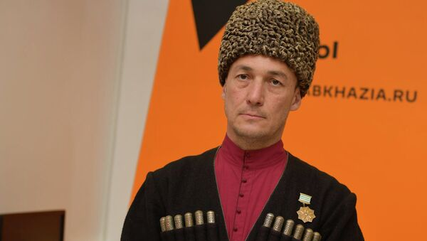 Асланбек Мирзоев - Sputnik Абхазия