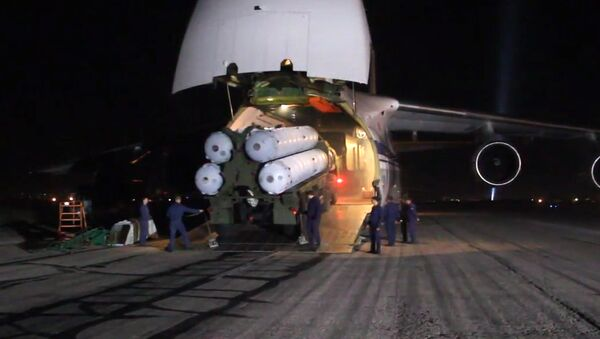 Минобороны РФ доставилo комплексы ЗРК С-300 в Сирию - Sputnik Абхазия