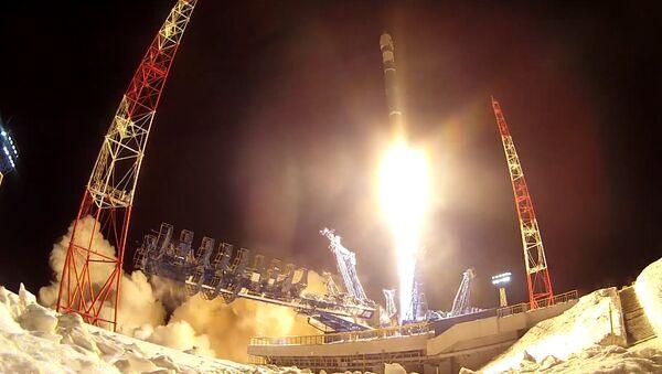 Вооруженные Силы России отмечают День Космических войск - Sputnik Абхазия