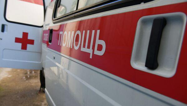 Передача машин Республиканской станции скорой помощи - Sputnik Абхазия