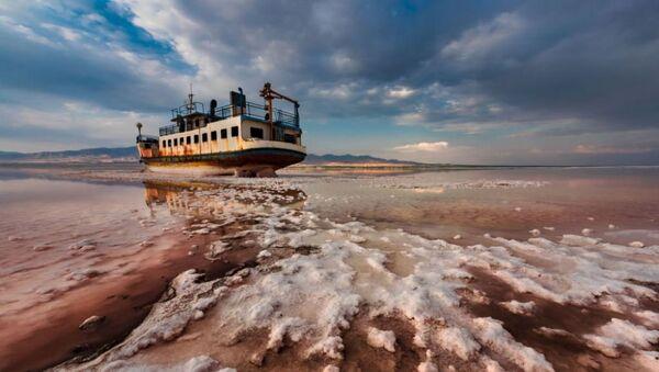 Снимок End Floating иранского фотографа Saeed Mohammadzadeh - главный победитель конкурса Environmental Photographer of the Year 2018 - Sputnik Абхазия