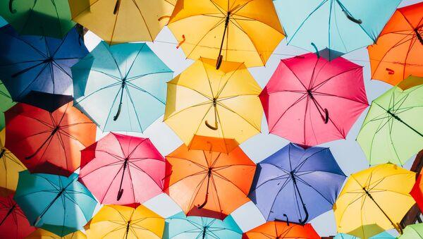 Зонты - Sputnik Абхазия