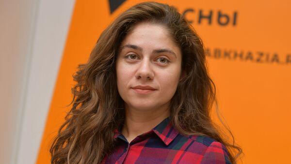 Анжела Патарая - Sputnik Аҧсны