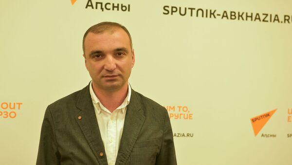 Даут Агрба - Sputnik Аҧсны