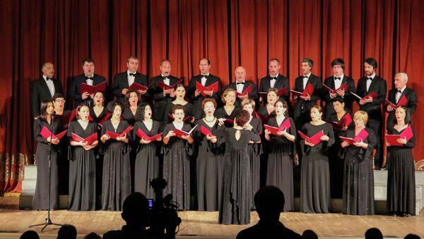 Благотворительный концерт Сила музыки - Sputnik Абхазия