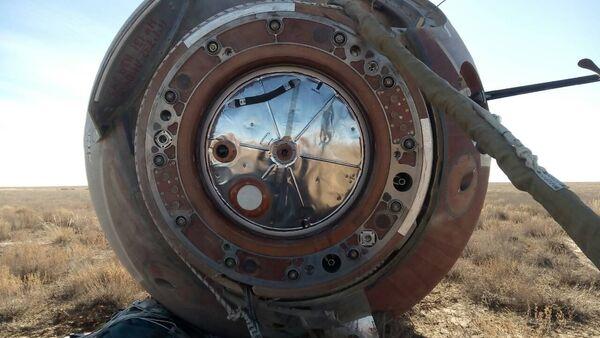Ситуация вокруг аварийного запуска ракеты-носителя Союз-ФГ с кораблем Союз МС-10 на Байконуре - Sputnik Аҧсны