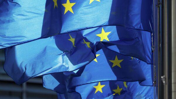 Флаг ЕС - Sputnik Абхазия