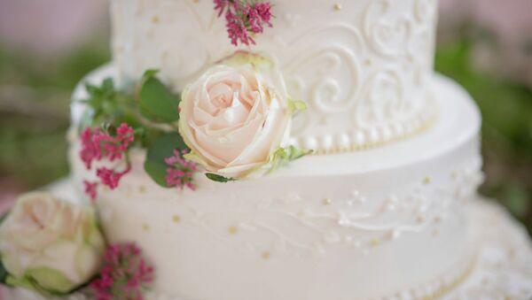 Свадебный торт - Sputnik Абхазия