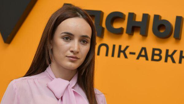 Милана Убирия - Sputnik Аҧсны