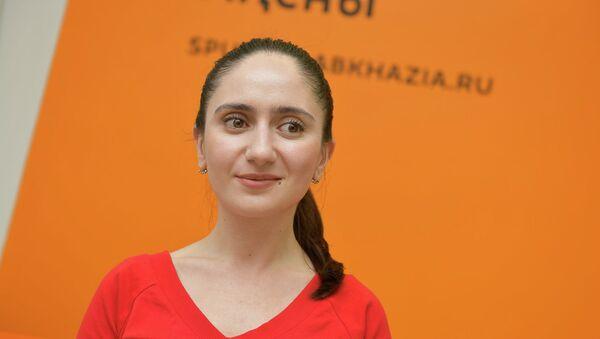 Мактина Джинджолия - Sputnik Абхазия