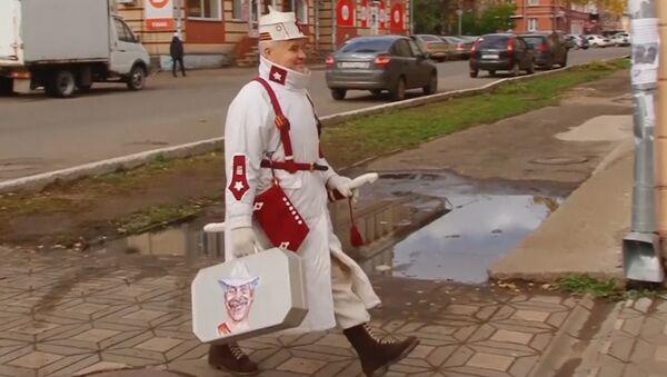 Модный пенсионер - Sputnik Абхазия