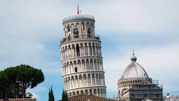 Пизанская башня, Италия - Sputnik Аҧсны