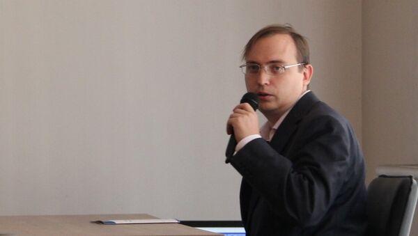 Дмитрий Тищенко - Sputnik Абхазия
