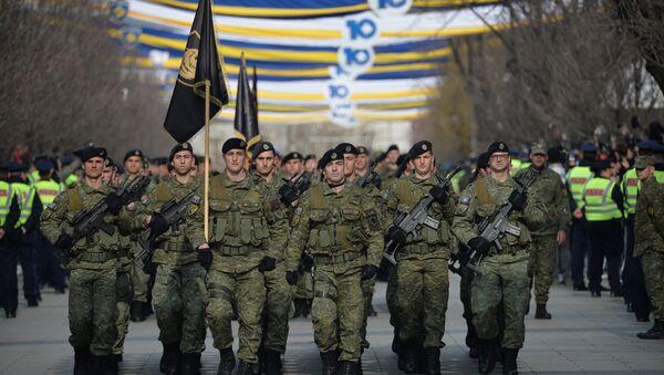 Празднование 10-летия независимости Косово - Sputnik Аҧсны