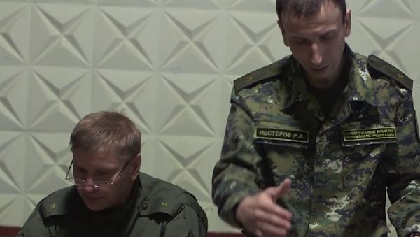 Следственный комитет России показал работу следователей в Керчи - Sputnik Абхазия
