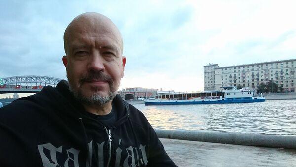 Андрей Колядин - Sputnik Абхазия