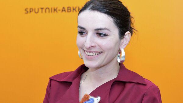 Ника Берзения - Sputnik Абхазия