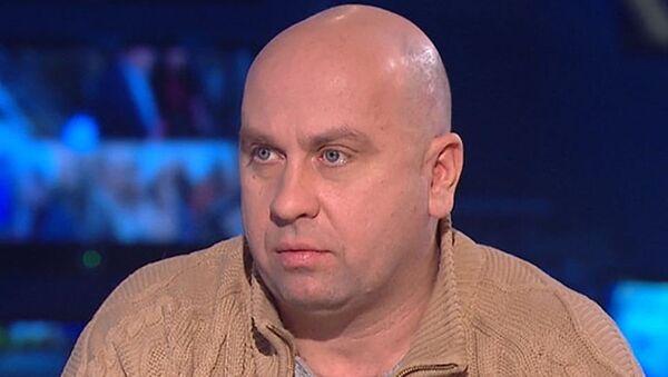 Эксперт в области безопасности, ветеран подразделения Альфа Андрей Попов - Sputnik Абхазия