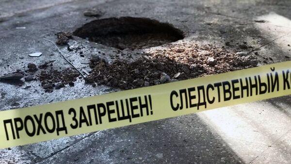 Следователи СК РФ осмотрели место происшествия в керченском колледже - Sputnik Абхазия
