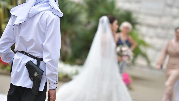 Абхазская свадьба - Sputnik Аҧсны