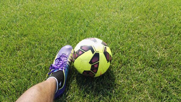 Футболист на траве - Sputnik Аҧсны