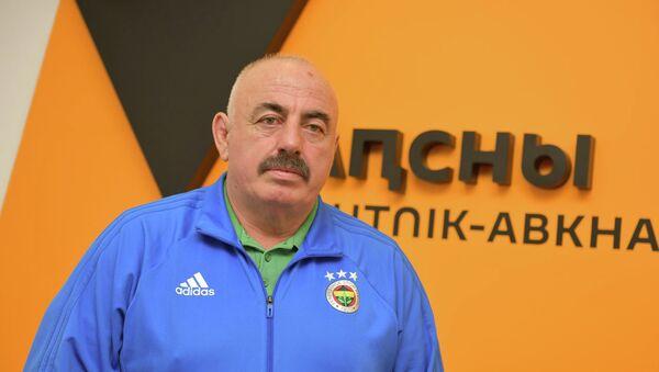 Борис Багателия - Sputnik Аҧсны