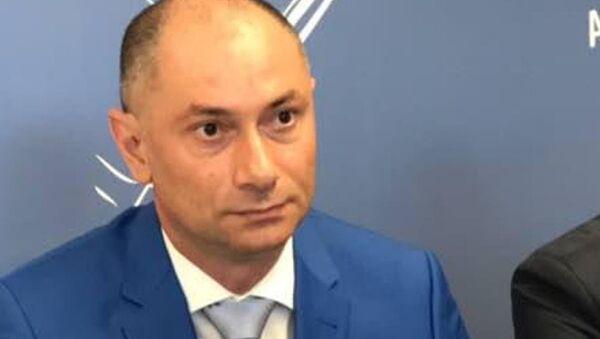 Денис Чанба - Sputnik Абхазия