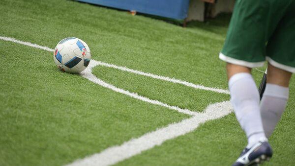 Финальный матч Кубка Абхазии по футболу  - Sputnik Абхазия