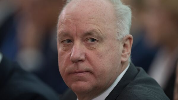 Председатель Следственного комитета РФ Александр Бастрыкин - Sputnik Абхазия