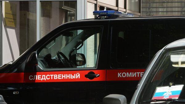Обыски в здании Главного следственного управления СК РФ по Москве - Sputnik Абхазия