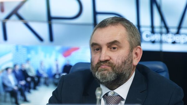 Презентация книги История Крыма - Sputnik Абхазия