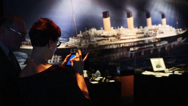 Открытие выставки Титаник: как это было - Sputnik Аҧсны