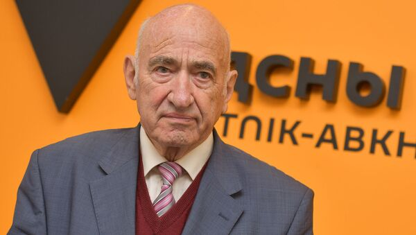 Константин Ануа - Sputnik Аҧсны
