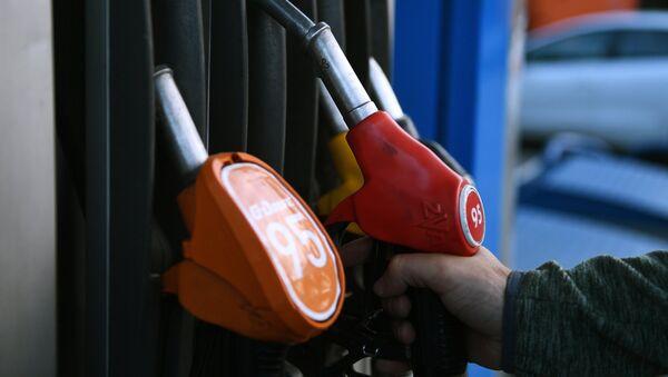 Повышение цен на бензин - Sputnik Абхазия