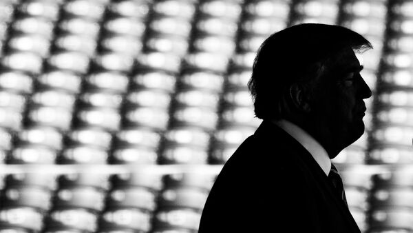 Президент США Дональд Трамп. - Sputnik Абхазия