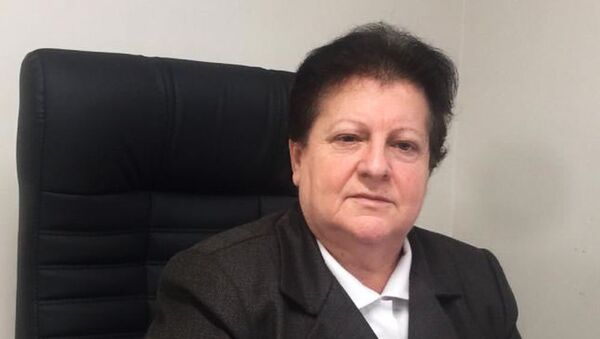 Людмила Ходжашвили - Sputnik Абхазия
