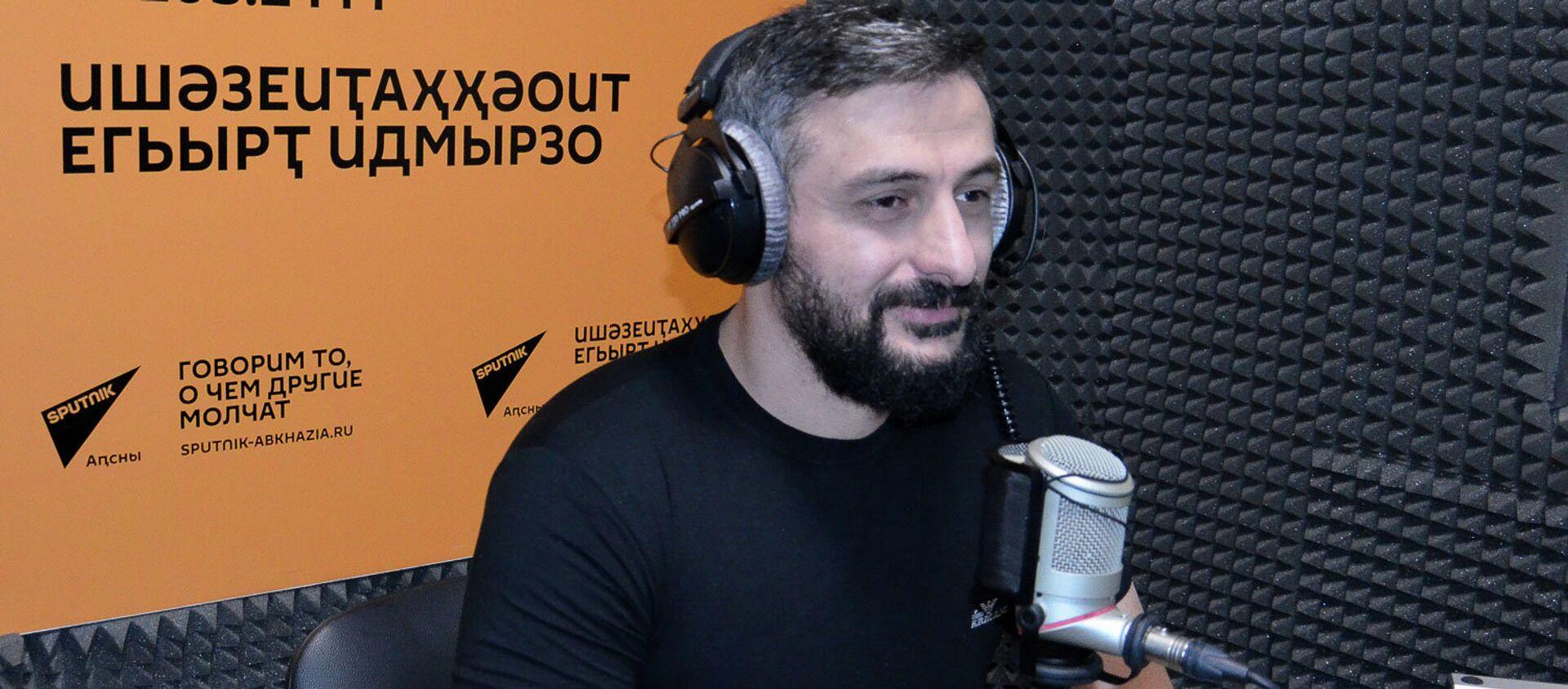Астамур Квициния - Sputnik Аҧсны, 1920, 20.08.2020